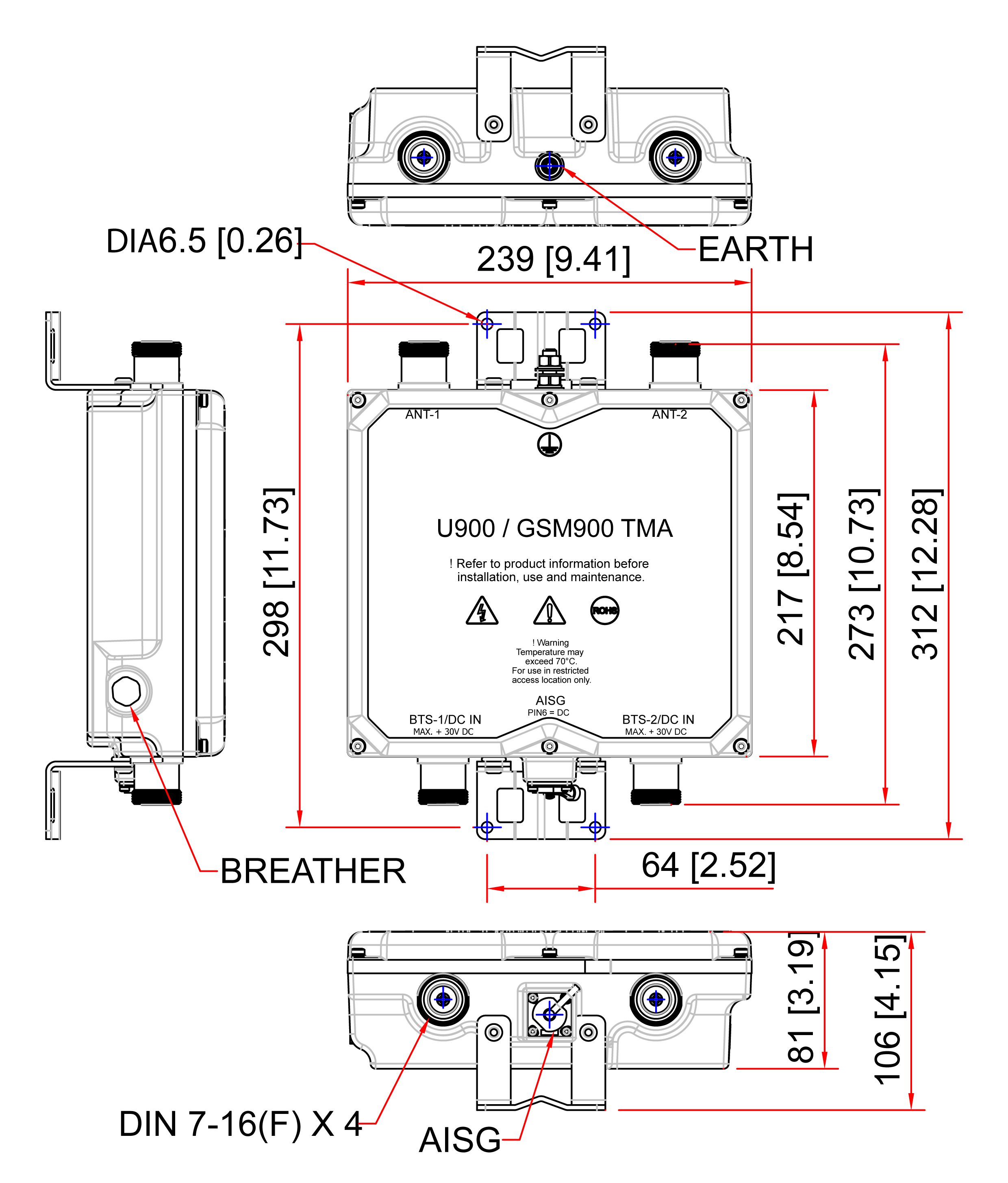 MECHANICAL BLOCK DIAGRAM