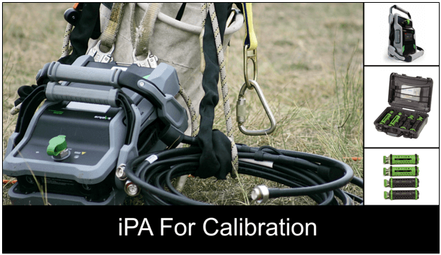 iPA Calibration with the Analyzer Calibration Extender